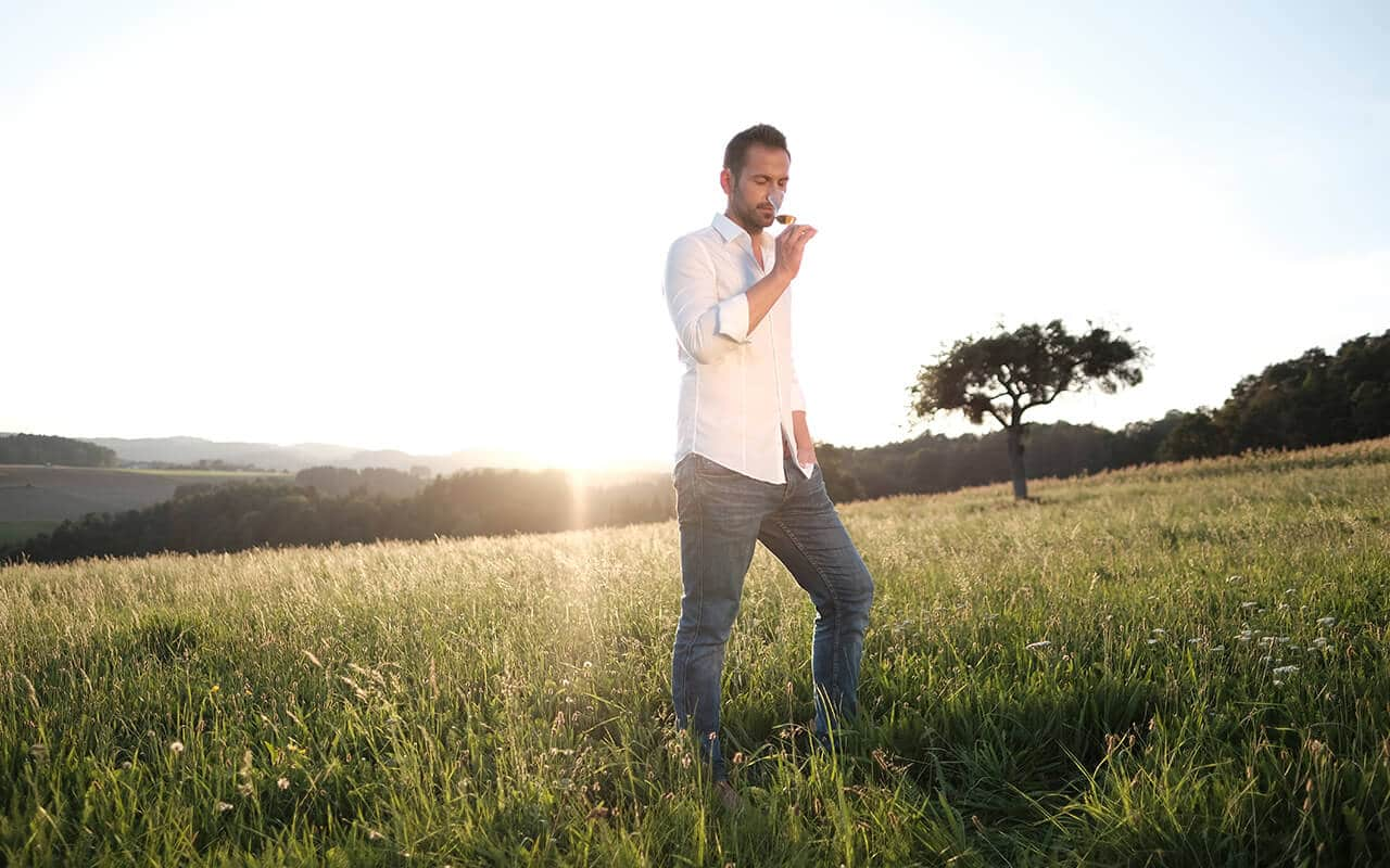 Peter Affenzeller Sonnenuntergang