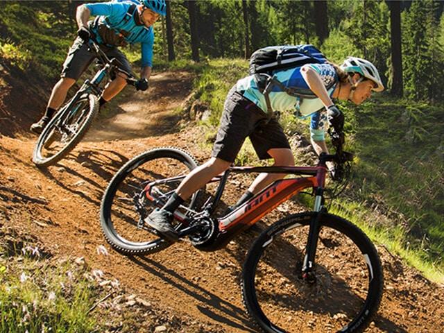 E-Mountainbike Tour