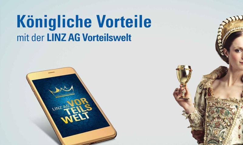 Linz AG Vorteilswelt